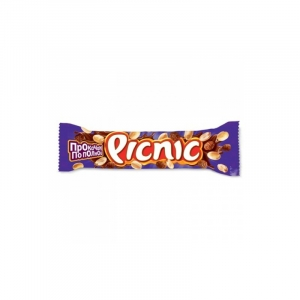 "Шоколадный батончик ""Picnic"" 52гр."
