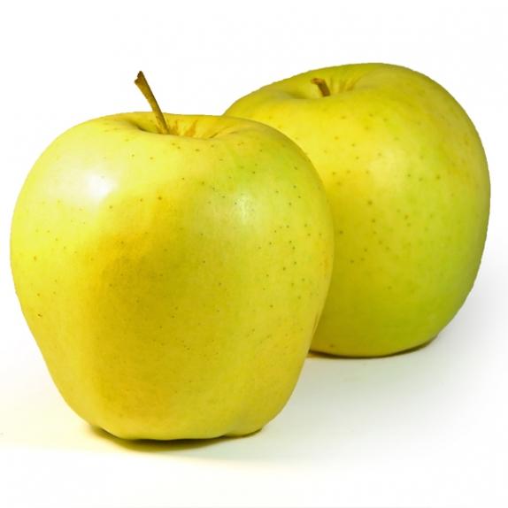 Яблоки Голден вес.