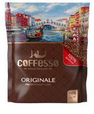"""Кофе """"Coffesso"""" раств. м/у 140гр."""