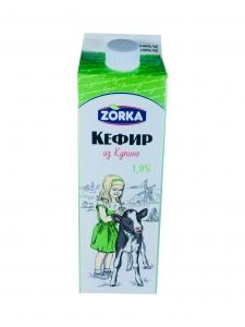 """Кефир""""Купино"""" 1% 900 мл."""