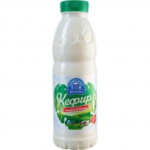 """Кефир """"Томское молоко"""" с бифидобактериями 2,5% 500г"""