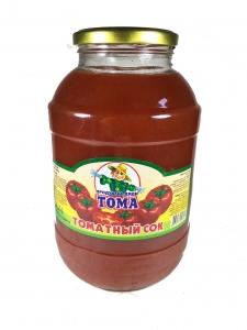 """Сок """"Тома"""" томатный с/б 2 л."""
