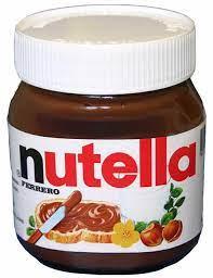 "Шоколадная паста ""Нутелла"" 350 гр."