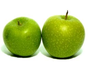 Яблоки симиренко вес.