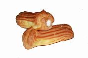 """Пирожное """"Эклер"""" со сливочной начинкой 300 гр."""