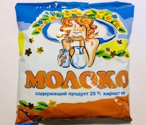 """Сухое молоко """"Алев"""" 400 гр."""