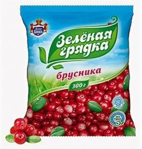 "Брусника ""Зеленая грядка"" 300 гр."