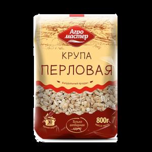 "Крупа перловая ""Агро Мастер"" 800 гр."