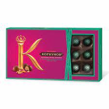 Шоколадная Коллекция «Коркунов» 131гр.