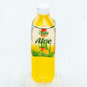 "Напиток ""Daily fresh"" манго с добавлением мякоти алоэ 0,45 л."