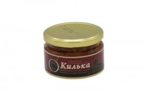 """Килька """"Windau"""" в томатном соусе балтийская неразделанная обжаренная 240 гр."""