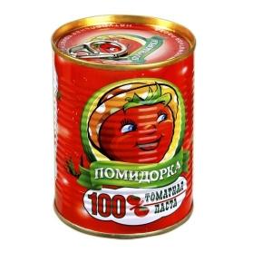 "Томатная паста ""Помидорка"" 140 г"