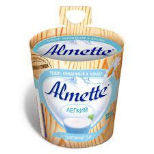"""Сыр творожный """"Almette"""" легкий (Альметте) 150 г"""