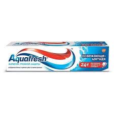 """Зубная паста """"Аквафреш"""" освежающая 125 мл"""