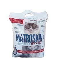 """Наполнитель для туалета """"Матроскин"""" комкующийся 9 л."""