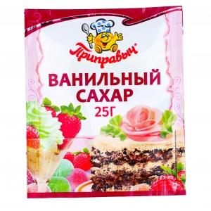 """Ванильный сахар """"Приправыч"""" 25 гр."""