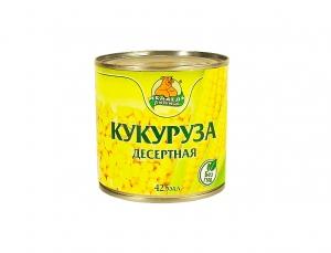 """Кукуруза десертная """"Медведь Любимый"""" Премиум 425 мл"""