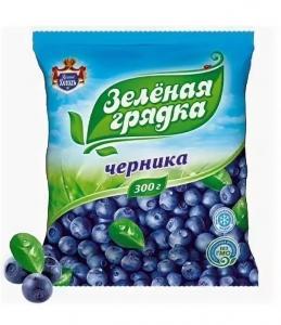 "Черника ""Зеленая грядка"" 300 гр."