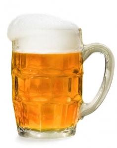 """Пиво """"Сладовар пшеничное"""" светлое нефильтрованное 4%"""