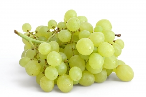Виноград зелёный вес.