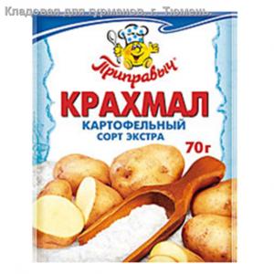 Крахмал картофельный 70г