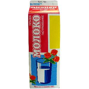 "Молоко ""Ирмень"" 2,5% т/п 950 г"