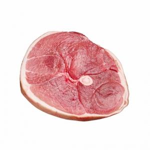 Окорок свинины 1 кг.