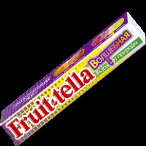 """Жевательные конфеты """"Fruit-tella""""  42,5 г"""