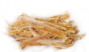 Минтай солёно-сушеный (филе спинки)вес