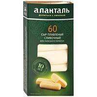 """Сыр """"Аланталь"""" сливочный плавленые батончики 140гр."""