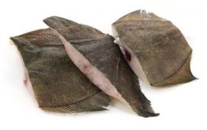 Камбала б/г  белое брюшко свежемороженая вес