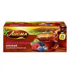 """Чай """"Лисма"""" лесные ягоды 25пак."""